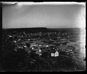 [Hillside View of a City #2]