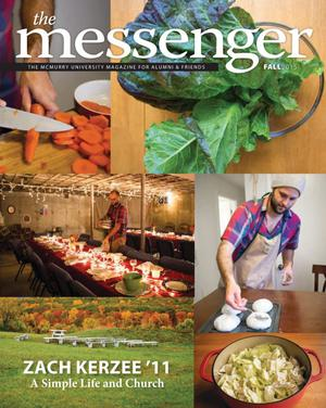 The Messenger, Fall 2015