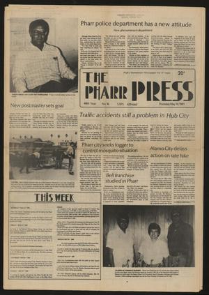 Primary view of object titled 'The Pharr Press (Pharr, Tex.), Vol. 48, No. 16, Ed. 1 Thursday, May 14, 1981'.