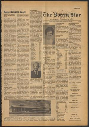 Primary view of object titled 'The Boerne Star (Boerne, Tex.), Vol. 57, No. 30, Ed. 1 Thursday, June 28, 1962'.