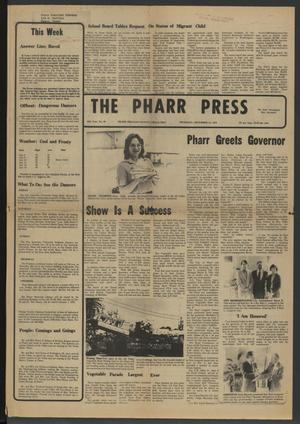 Primary view of object titled 'The Pharr Press (Pharr, Tex.), Vol. 45, No. 50, Ed. 1 Thursday, December 14, 1978'.