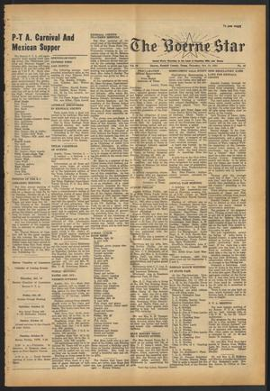 Primary view of object titled 'The Boerne Star (Boerne, Tex.), Vol. 56, No. 46, Ed. 1 Thursday, October 19, 1961'.