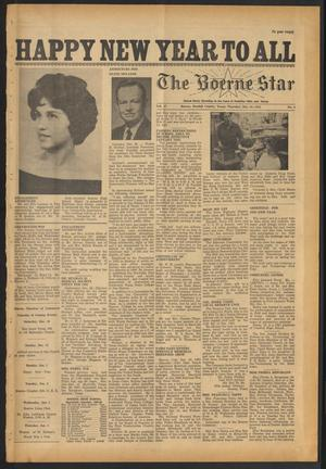 Primary view of object titled 'The Boerne Star (Boerne, Tex.), Vol. 57, No. 4, Ed. 1 Thursday, December 28, 1961'.