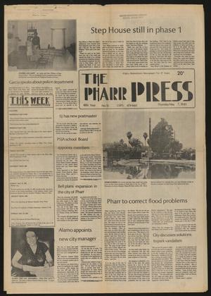 Primary view of object titled 'The Pharr Press (Pharr, Tex.), Vol. 48, No. 15, Ed. 1 Thursday, May 7, 1981'.