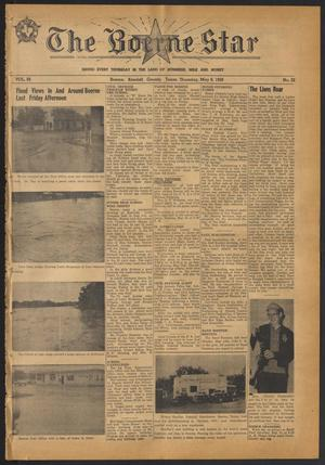 Primary view of object titled 'The Boerne Star (Boerne, Tex.), Vol. 53, No. 22, Ed. 1 Thursday, May 8, 1958'.