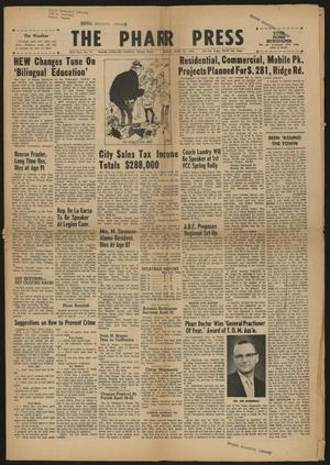 The Pharr Press (Pharr, Tex.), Vol. 43, No. 17, Ed. 1 Thursday, April 22, 1976