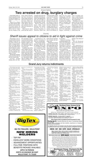 Van Zandt News (Canton, Tex ), Vol  33, No  46, Ed  1 Sunday