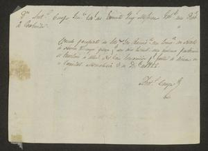 Primary view of object titled '[Travel Passport for José Ramírez]'.