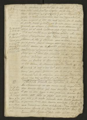 Primary view of [Documents Pertaining to Various Aspects of Government]