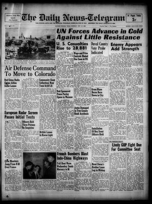 The Daily News-Telegram (Sulphur Springs, Tex.), Vol. 52, No. 274, Ed. 1 Thursday, November 16, 1950