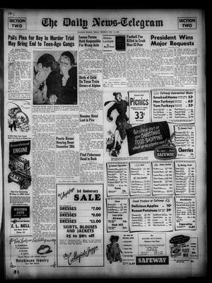 The Daily News-Telegram (Sulphur Springs, Tex.), Vol. 52, No. 297, Ed. 1 Thursday, December 14, 1950