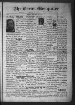 The Texas Mesquiter (Mesquite, Tex.), Vol. 64, No. 51, Ed. 1 Friday, May 31, 1946