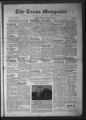 The Texas Mesquiter (Mesquite, Tex.), Vol. 67, No. 28, Ed. 1 Friday, December 20, 1946