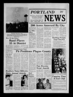 Primary view of object titled 'Portland News (Portland, Tex.), Vol. 13, No. 49, Ed. 1 Thursday, December 7, 1978'.