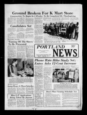 Primary view of object titled 'Portland News (Portland, Tex.), Vol. 15, No. 10, Ed. 1 Thursday, March 6, 1980'.