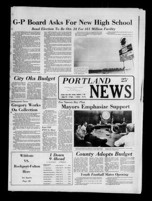 Portland News (Portland, Tex.), Vol. 16, No. 38, Ed. 1 Thursday, September 17, 1981