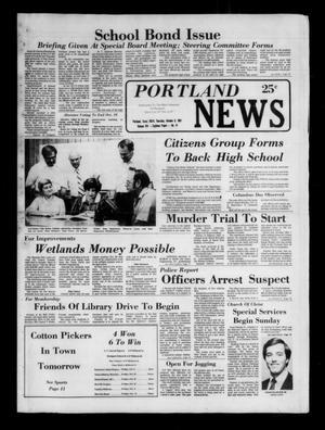 Portland News (Portland, Tex.), Vol. 16, No. 41, Ed. 1 Thursday, October 8, 1981