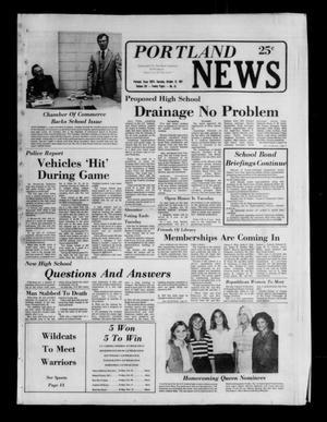 Portland News (Portland, Tex.), Vol. 16, No. 42, Ed. 1 Thursday, October 15, 1981