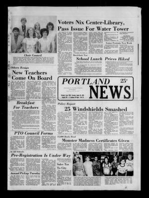 Portland News (Portland, Tex.), Vol. 16, No. 34, Ed. 1 Thursday, August 20, 1981