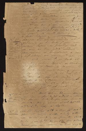 [Document Containing Correspondence from June 13 to July 10]