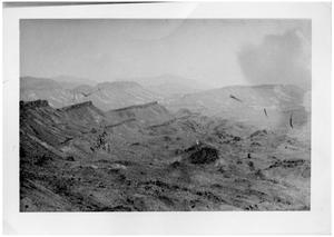 Primary view of object titled '[West Texas Mountains]'.