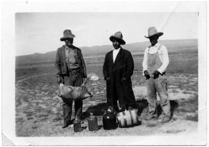 Primary view of object titled 'Bootleggers'.