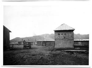 Primary view of object titled 'Brite Ranch Headquarters and Fort'.