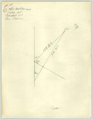 Primary view of object titled '[Mathematical Diagrams and Calculations]'.