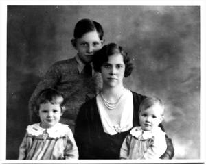 Anne, Doug, Ethel, and Jane Bryant