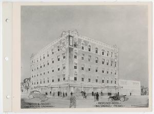[Proposed Hotel in Big Springs]