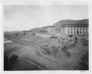 Primary view of object titled '[Vowell Hall, University of Texas at El Paso]'.