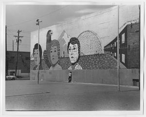 Boys Club Mural