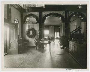 [Carnegie Library Lobby]