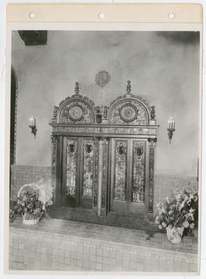 Hotel Orndorff Elevators, Ponsford/Trost Collection