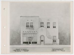 Store Building for Dr. G. F. Brooks