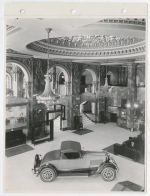 Paso del Norte Lobby, Ponsford/Trost Collection