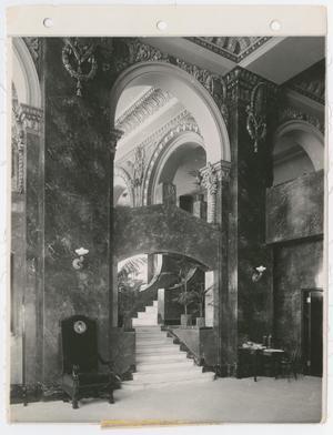 Paso del Norte Staircase, Ponsford/Trost Collection