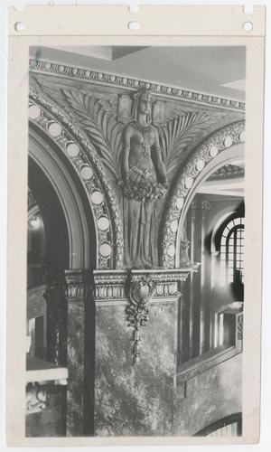 Hotel Paso del Norte Relief, Ponsford/Trost Collection