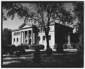 [Carnegie Library Front View]