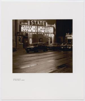 [The State Theater in El Paso]