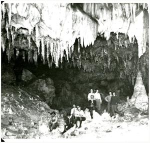 Primary view of object titled 'Carlsbad Cavern'.