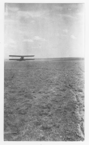 Primary view of object titled '[Plane In Field]'.