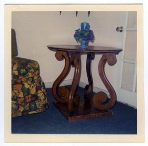 Primary view of object titled '[Table]'.