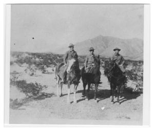 Primary view of object titled '[Sunday Ride, New Mexico]'.
