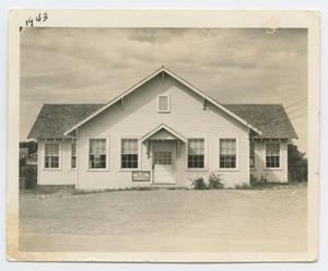 [Photograph of Valley View Baptist Church]