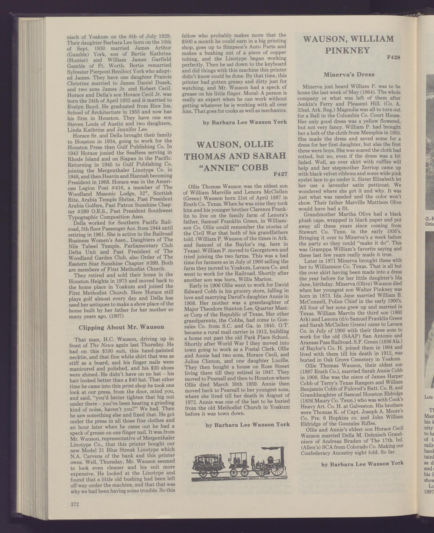 Yoakum Community The First Hundred Years 1887 1987 Page 372 Austin Slip On Minerva Pink Portal To Texas History