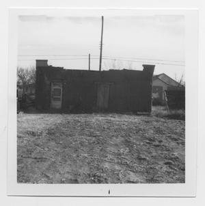 Primary view of object titled '[Adobe House]'.