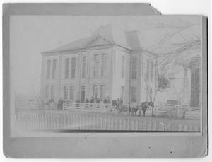 Primary view of object titled 'Atascosa County Jail'.