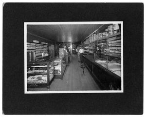 Primary view of object titled 'Interior of Avant Store'.