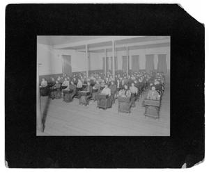Primary view of object titled 'Classroom, Female College'.